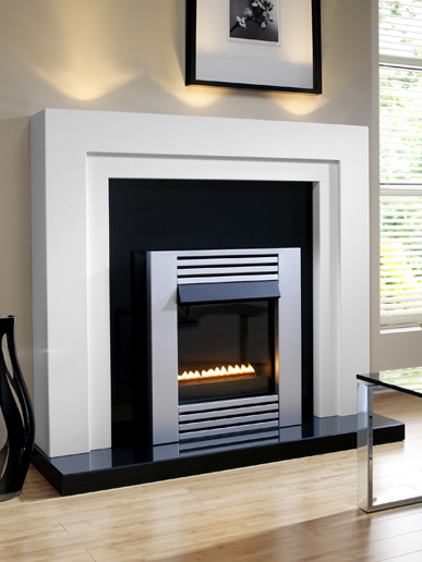 The Focal Point Envy (also known as eko fires 5530) is an innovative fire with exceptional performance and striking good looks.